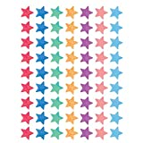 Teacher Created Resources 8897 Watercolor Stars Mini Stickers