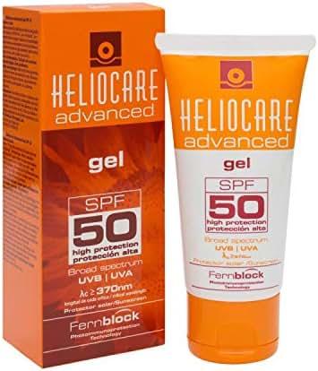 Heliocare SPF 50 Gel 50 Ml.