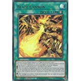 Blaze Cannon - LED7-EN005 - Ultra Rare - 1st Edition