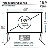 Elite Screens Yard Master 2, 135 inch Outdoor