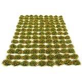 6mm Rough grass Static tufts x117 self-adhesive - Warpainter