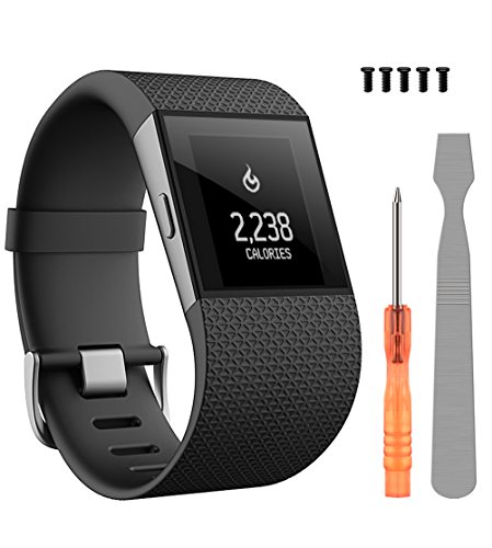 For Fitbit Surge Bands, ZeroFire Replacement Accessories Strap for Fitbit Surge Fitness Super Watch