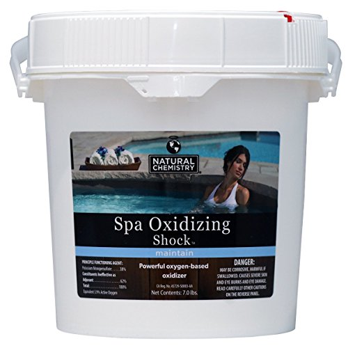 Natural Chemistry Spa Oxidizing Shock 7 lbs 04107 ()