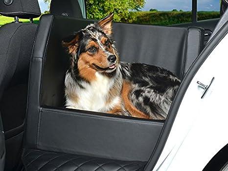 Coche cama para perros, asiento trasero – Manta, Auto ya, también ...
