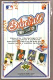 1991 Upper Deck Baseball High Series Card Box: Possible Aaron Autograph, Chipper Jones, Mike Mussina Rookie Cards
