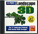 LANDSCAPE DESIGN 3D (CD-ROM) BY EXPERT SOFTWARE