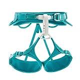 Petzl Luna Harness - Women's Harnesses LG Turquoise