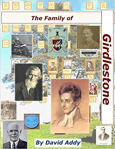 Front cover for the book The Family of Girdlestone by David Addy