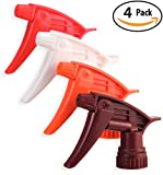 The Mop Mob Chemical Resistant Spray Head 4 Pack. Industrial...