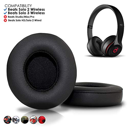 Wicked Cushions Beats Solo 2 & 3 Earpad Replacement for sale  Delivered anywhere in USA