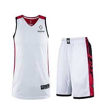 rigorer deportes Baloncesto Jersey conjunto uniforme Athletic ...