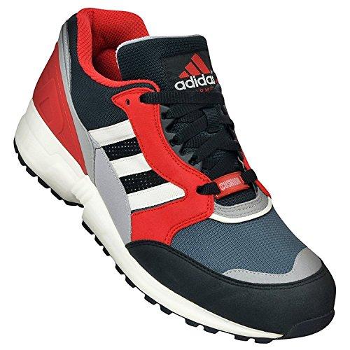 Cuscino Da Running Adidas Per Uomo (nero / Bianco / Rosso) Nero / Bianco / Rosso