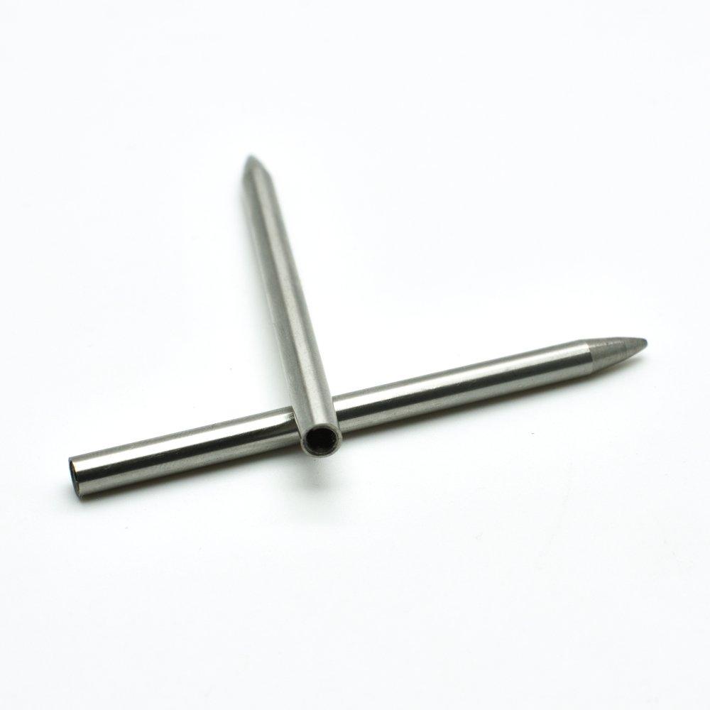 Schn/ürung Edelstahl 550/Paracord Fitten Nadeln 1 Stpck N/ähten