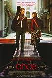 Once Poster Movie 11x17 Alaistair Foley Catherine Hansard Glen Hansard Kate Haugh