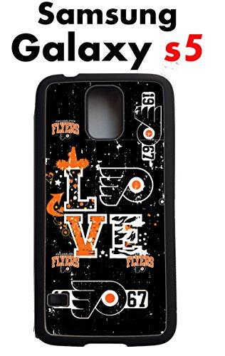 Philadelphia Flyers Samsung Galaxy s5 Case Hard Silicone Case