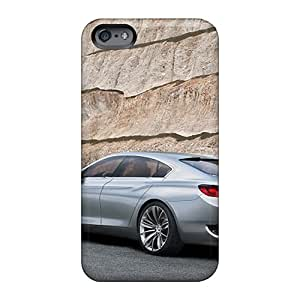 RobAmarook Apple Iphone 6 Protector Cell-phone Hard Covers Unique Design Beautiful Bmw Concept Cs Rear Angle Image [gBI5245hKbA]