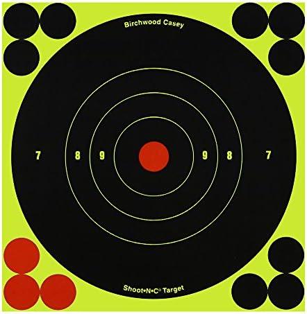 Birchwood Casey Shoot N C 6 Inch Target