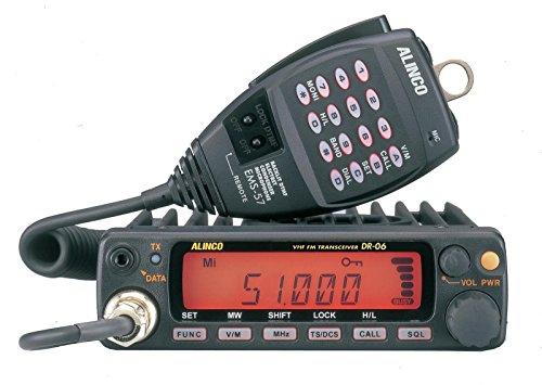 alinco mobile radio - 6
