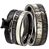 KingswayJewelry Women's Wedding Bands