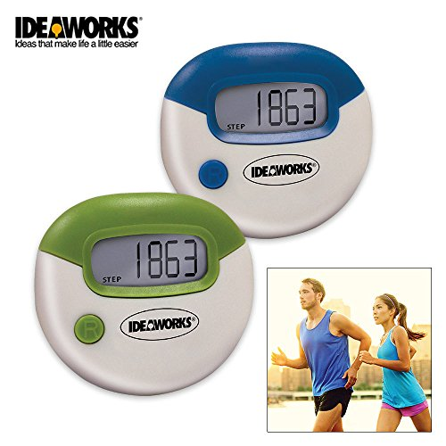 Digiwalker Pedometer (Jobar International Set of two Digital Pedometers)