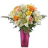 eFlowy - Splendid Vase Floral Arrangement
