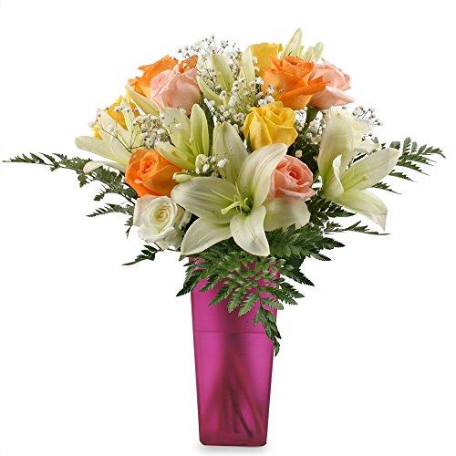 eFlowy - Splendid Vase Floral Arrangement by eFlowy