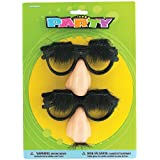 Groucho Glasses Party Favors, 4ct