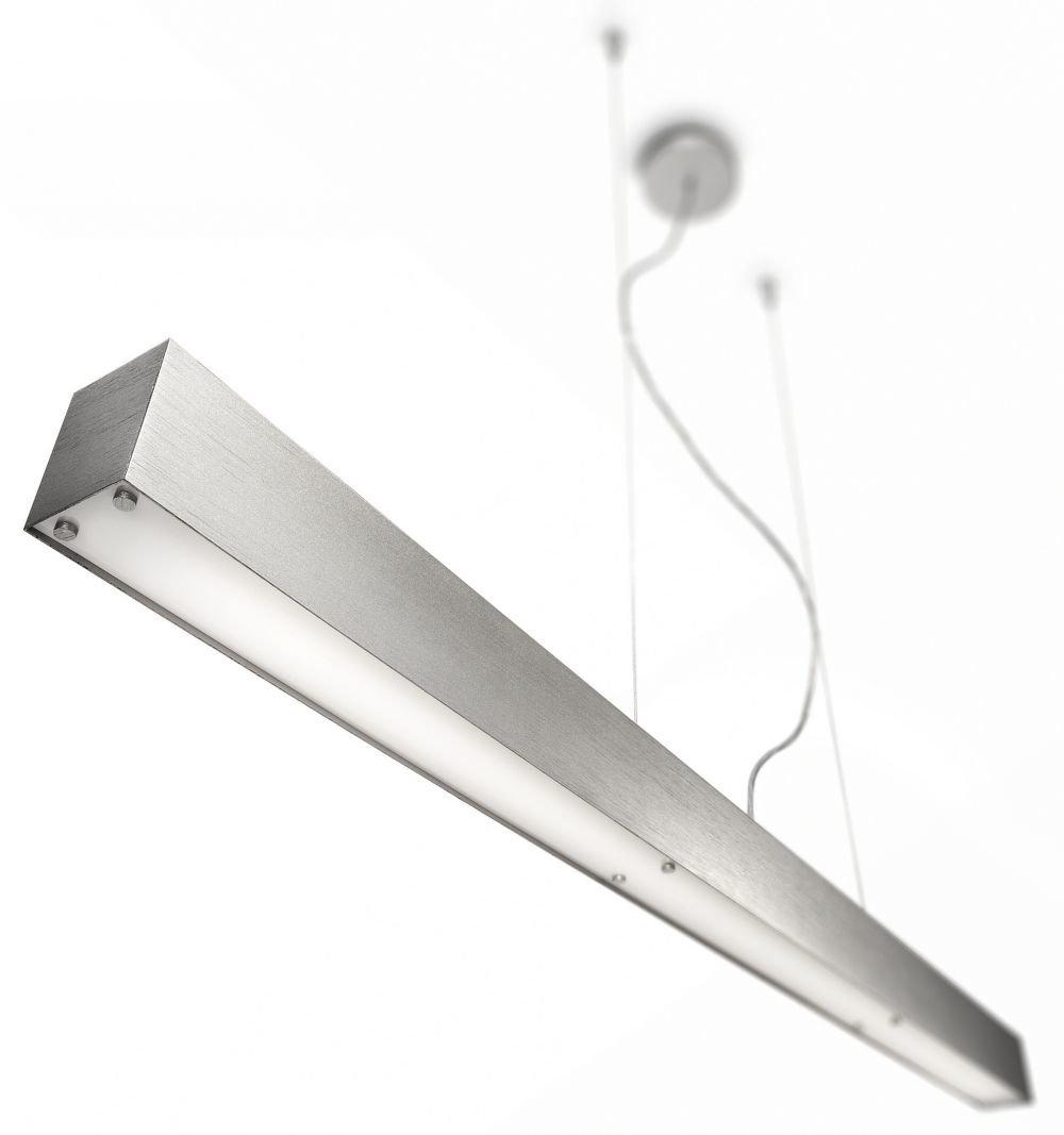 Philips 40341/48/48 Ecomoods Energy Efficient Suspension Light, Aluminum