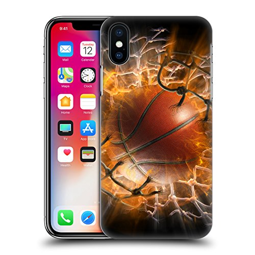 Official Tom Wood Blast Radius Monsters Hard Back Case for iPhone X/iPhone Xs