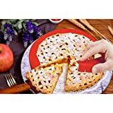 Pie Crust Shields, HIFEOS Adjustable Silicone Pie