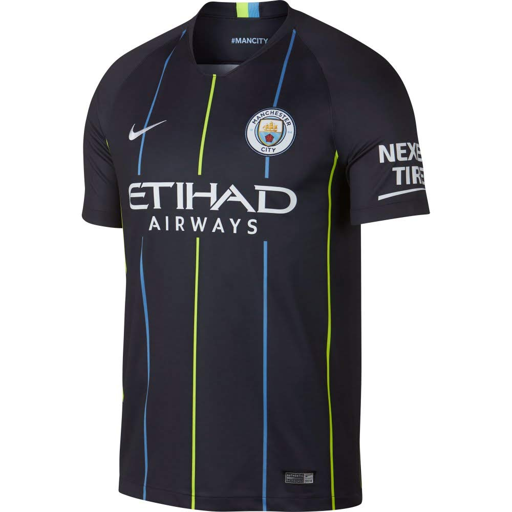 Nike Manchester City FC Stadium Away Kinder Trikot