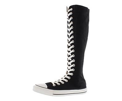 Converse Women s Chuck Taylor All Star Xxhi Black white Canvas Shoes 1v708  7 B( 7726241ef