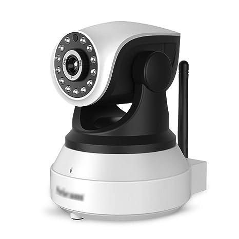 FLYWM 1280 * 720 Impermeable al Aire Libre sin Hilos Seguridad cámara WiFi casa Webcam Alarma