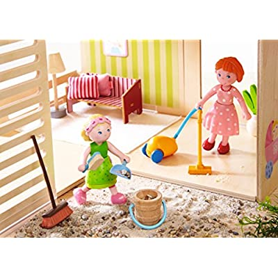 HABA Little Friends Spring Cleaning Playset Accessory for 4