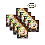 PACK OF 8 - Air Wick Scented Oil Twin Refill Life Scents Paradise Retreat (Coconut/Almond Blossom/Cherry) (2X.67) Oz.