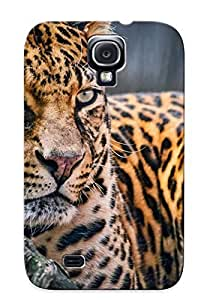 Illumineizl DmmqwMD3958irRnT Protective Case For Galaxy S4(majestic Leopard) - Nice Gift For Lovers