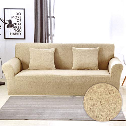 KWPAHD Funda de sofá Cross Pattern Elastic Sofa Covers ...