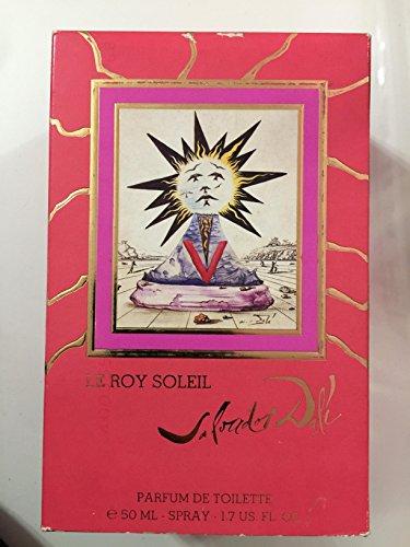 Le Roy Soleil By Salvador Dali Perfume for Women 50 Ml 1.7 Oz Parfum De Toilette Spray – New in Box