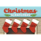 Christmas Scratchers