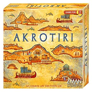 Akrotiri Revised Edition