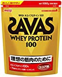 Zabasu Whey Protein 100 Cocoa Taste [50 Servings] 1,050g by SAVAS (Savas) For Sale