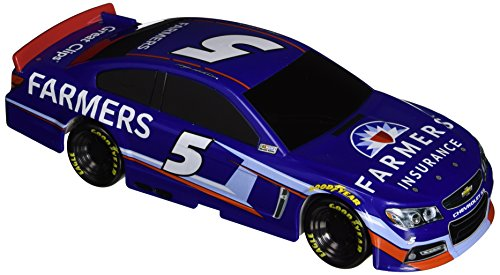 Amazon.com: Kasey Kahne #5 Farmers Insurance 2014 NASCAR Plastic ...