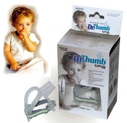 Dr Thumb Baby Stop Thumb Sucking Guard (Small (12~36 Months))