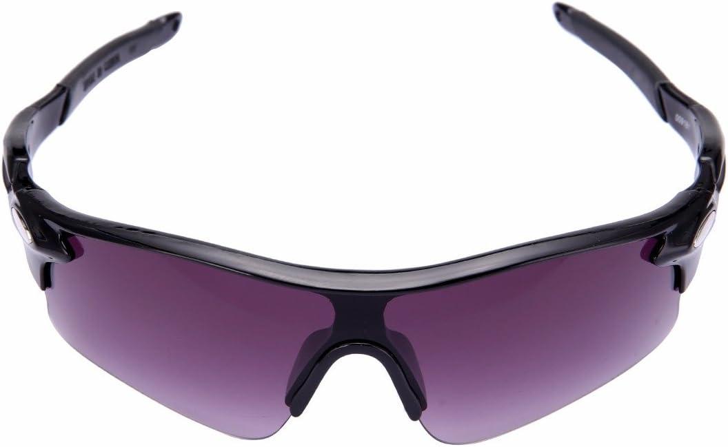 Moda Deportes al Aire Libre Ciclismo para Bicicleta Pesca Gafas de Conducci/ón Gafas de Sol Gafas