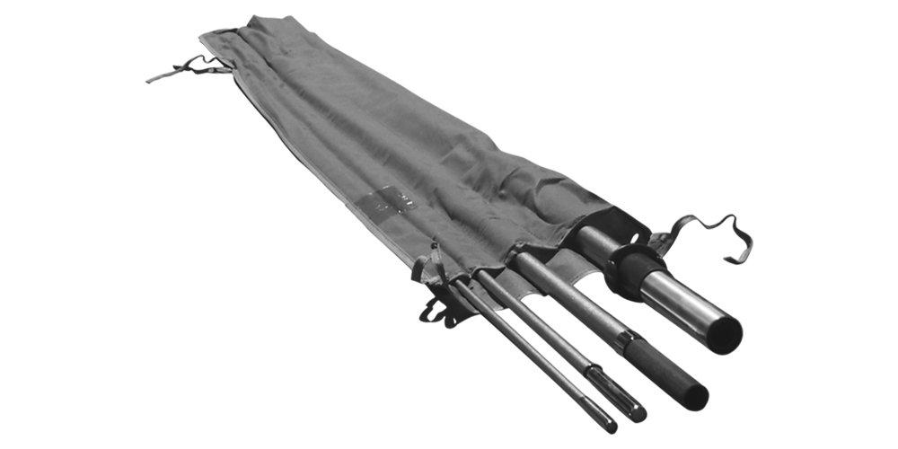 K3-9MBA-MQRN 14 The Curbie Open Sundays Feather Flag Flex Banner Carbon Composite Pole Kit