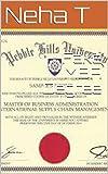 Fake MBA Degree