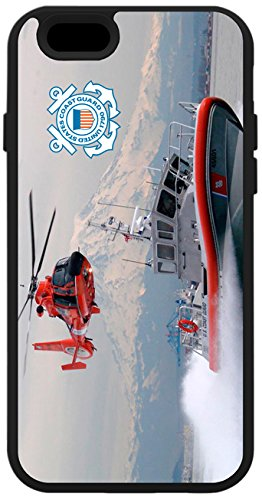 - Trident Case 4.7-Inch Aegis Design Series for Apple iPhone 6/6s - Retail Packaging - Coast Guard