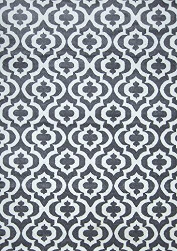 Persian-Rugs Moroccan Trellis Area Rug Carpet, 5 x 7-Feet, ()