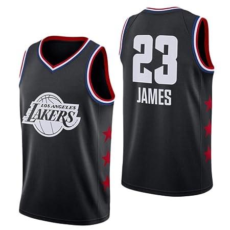 AKCHIUY Camiseta De Baloncesto para Hombre Lebron James # 23 ...