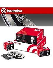 Brembo Kit discos de freno + Pastillas Brembo delantero 09.4939.24+ p23077